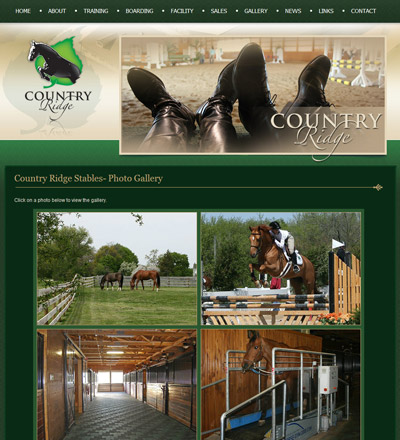 Country Ridge Stables