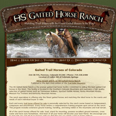 HS Gaited Horse Ranch