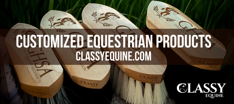 Customized Equestrian Products - Classy Equine