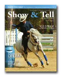 The Exhibitor - Equestrian Magazine Layout & Design